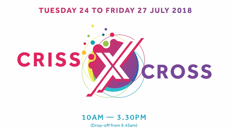 Criss-Cross is coming!